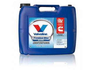 Рекомендованное масло для двигателя Cummins ISF 2.8 Valvoline Premium Blue 8100 10W40