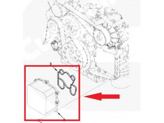 Причины смешивания антифриза и моторного масла на двигателях Cummins ISF 2.8