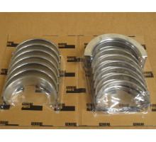 Вкладыши коренные комплект Cummins L | 6CT | C8.3 +0.25 № 3945918 | 3944159 | 3944164 | 3944154 | Engine Parts